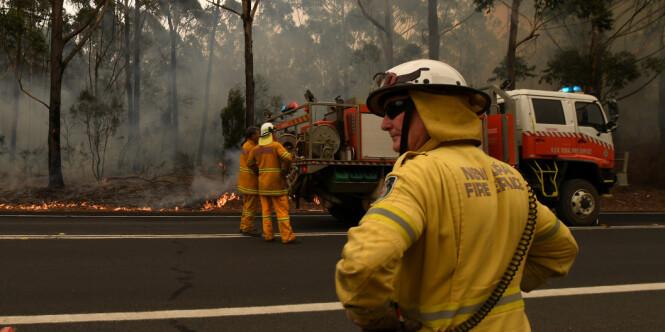 Brann-innsamling vekker oppsikt