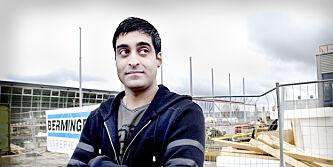 image: Tommy Sharif stevnet for ærekrenkelse