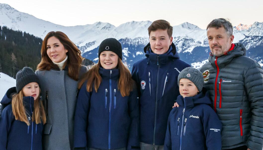 Slik blir barnas opphold i Sveits
