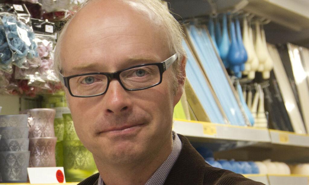 image: Ny konsernsjef i XXL