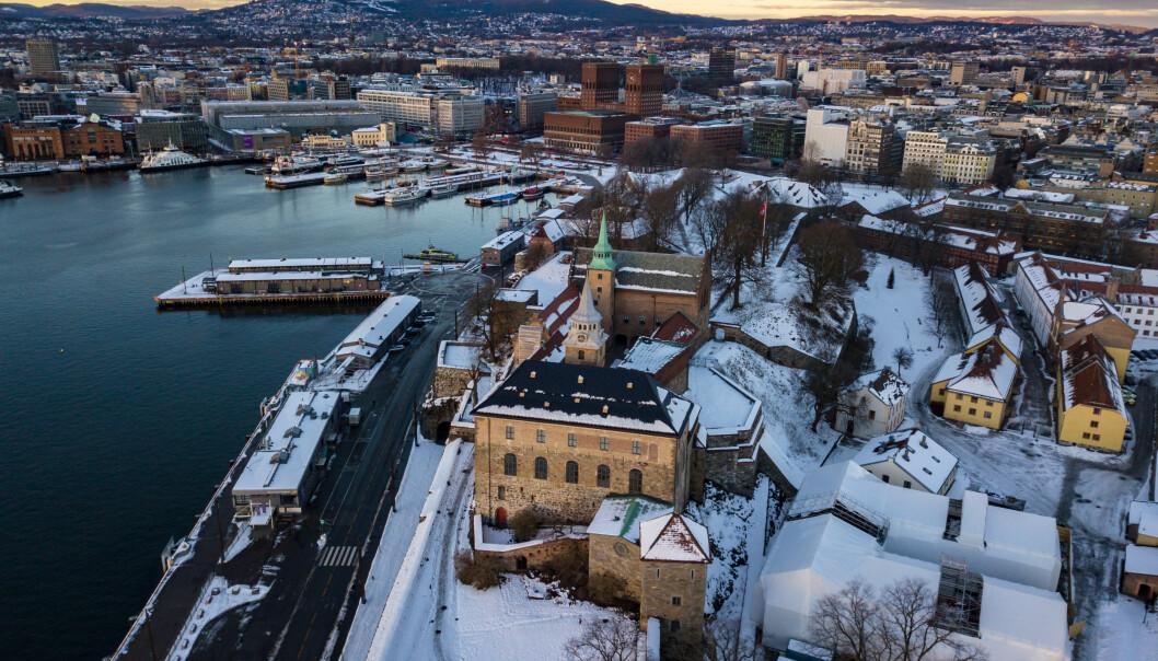 <strong>NATURLIG FORKLARING:</strong> Oslo er en by med høye boligpriser, noe som også fører til at flere osloboere har høy gjeld i forhold til inntekt. Foto: NTB Scanpix.