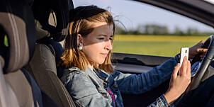Vil la 15-åringer kjøre bil