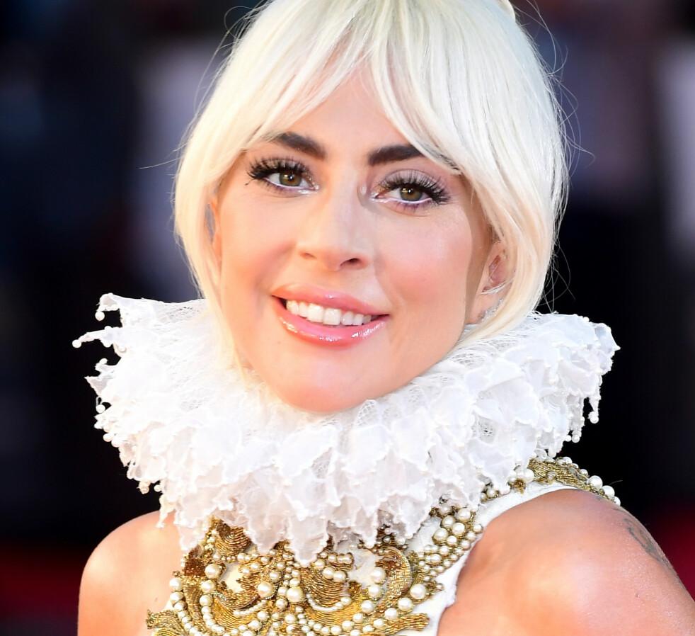 LADY GAGA: 2019 ble for stjernen et år fylt med kunstnerisk suksess, en brutt forlovelse og en rekke romanserykter som stadig ble avkreftet. Men er det en ny mann på gang nå? FOTO: NTB Scanpix