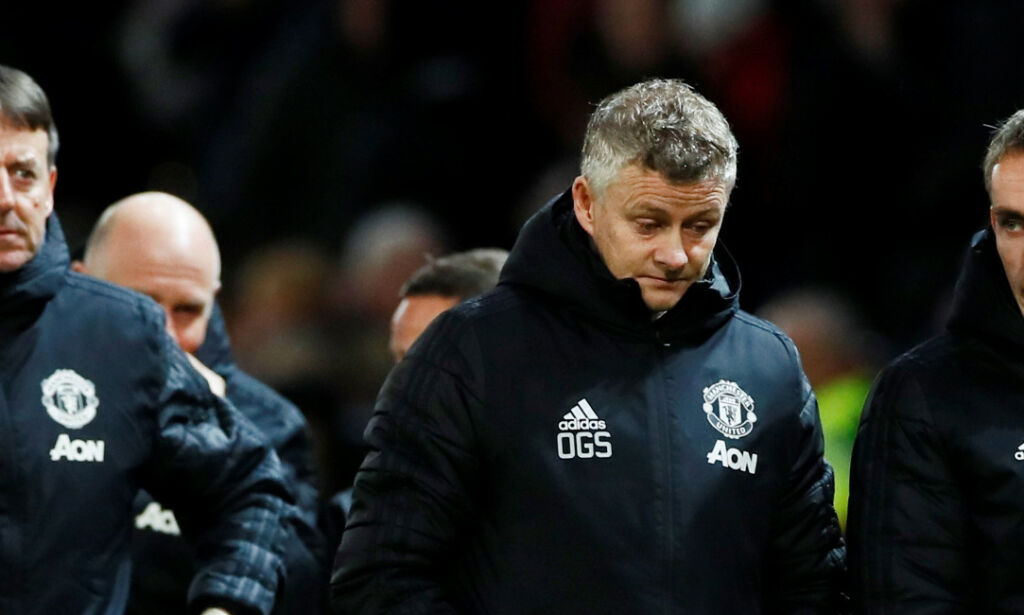 image: Mot marerittmåned for Solskjær og United