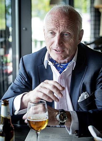 KVINNE-VENN: Christian Ringnes er skuffet over at kvinneutvalget ble nedlagt etter kort tid. Foto: Bjørn Langsem / Dagbladet