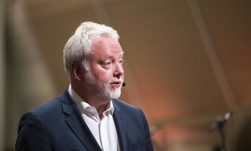 MEDLEM: Tidligere riksantikvar Jørn Holme er medlem i Norske Selskab. Foto: Håkon Mosvold Larsen / NTB scanpix
