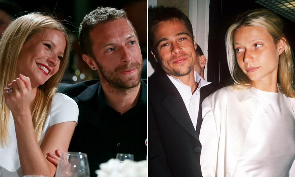 <strong>SNAKKER UT:</strong> I et nytt intervju med Harper's Bazaar forteller skuespiller Gwyneth Paltrow om forholdet til eksene sine, blant andre Chris Martin og Brad Pitt. Foto: NTB Scanpix
