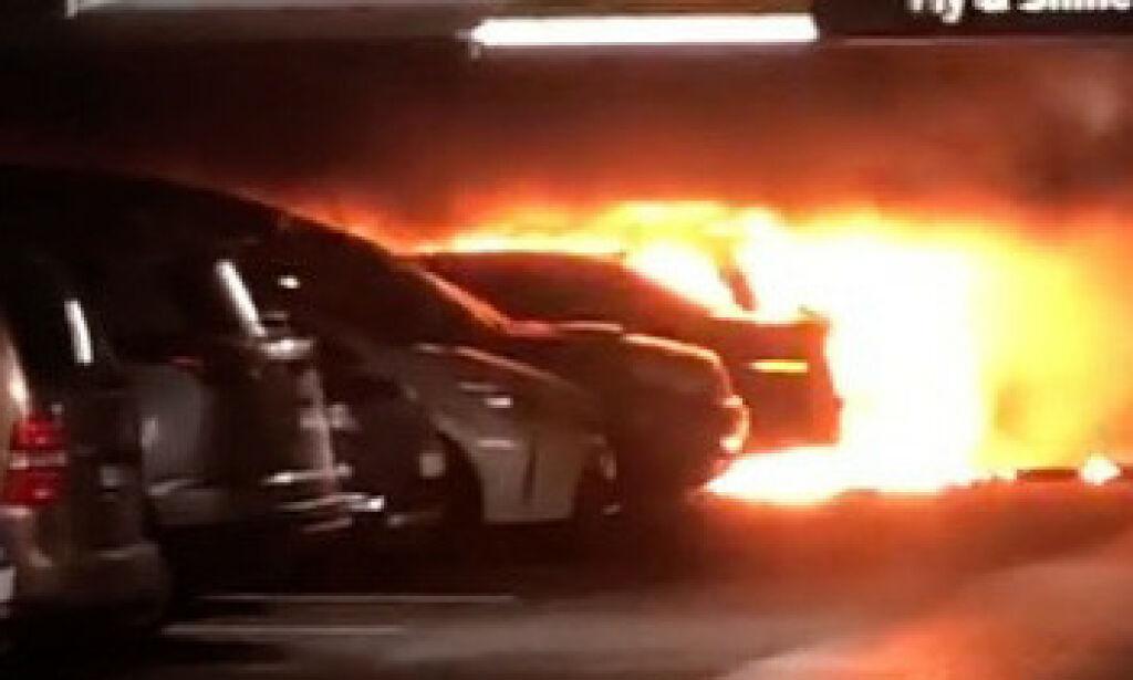image: Filmet brannen fra innsida: - Spredde seg vanvittig fort
