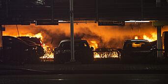 image: - Frykter p-hus med elbiler