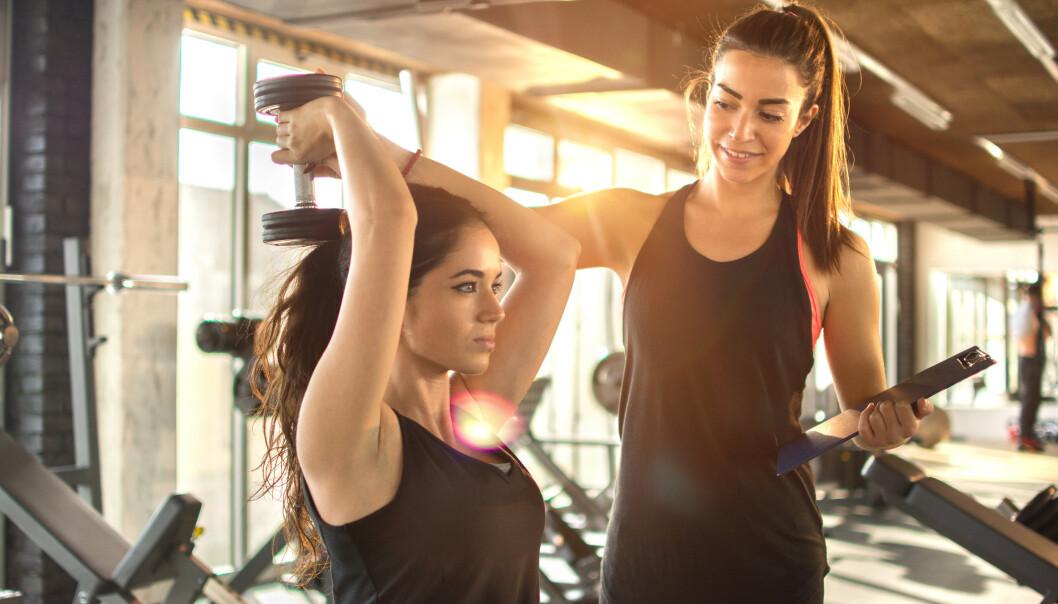 Fokuser på treningsformer som du liker! FOTO: NTB scanpix