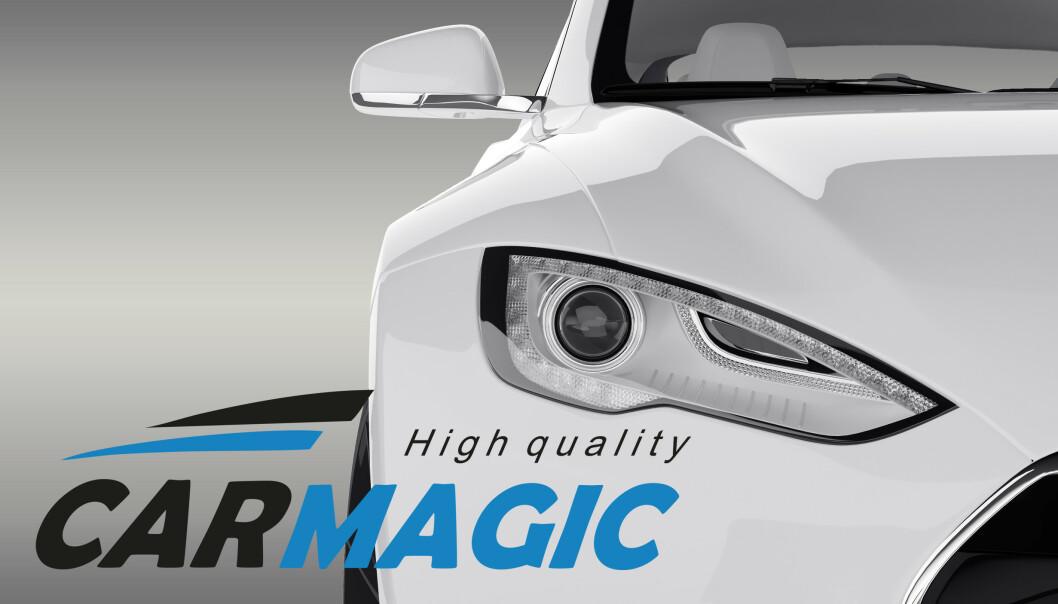Hos Car Magic får du vask og polering av høy kvalitet. Foto: Shutterstock