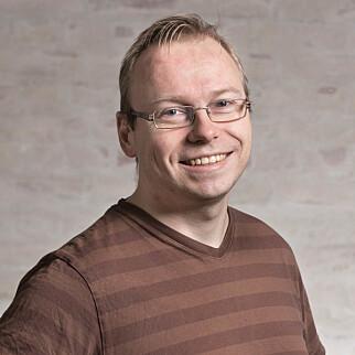 Systemarkitekt Ottar Viken Valvåg i Geodata. 📸: Geodata