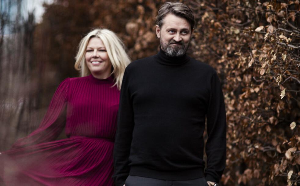 <strong>ROLLESPILL:</strong> Annette Walther Numme og Thomas Numme innledet forholdet med en romantisk lek. Siden har rollene fulgt dem gjennom livet. FOTO: Astrid Waller