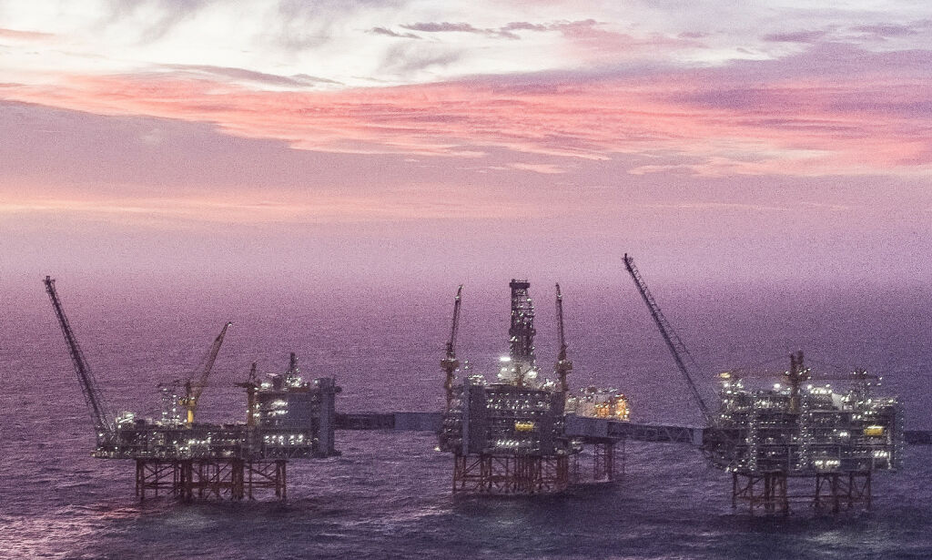 image: Rekordmange oljefelt i drift