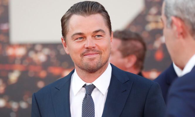 KOM TIL UNNSETNING: Leonardo DiCaprio, kjæresten Camila Morroe og resten av vennegjengen skal ha reddet franskmannen opp fra vannet. Foto: NTB Scanpix