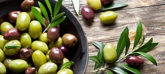 Velg denne oliventypen om du vil være sunnest mulig
