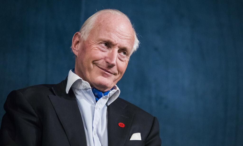 JA TIL KVINNER: Christian Ringnes har ikke lagt skjul på at han er skuffet over at kvinneutvalget ble nedlagt etter kort tid. Foto: Håkon Mosvold Larsen / NTB scanpix