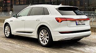 image: Audi e-tron 50 testet: Dropp 6 mil rekkevidde, og spar 130.000 kroner