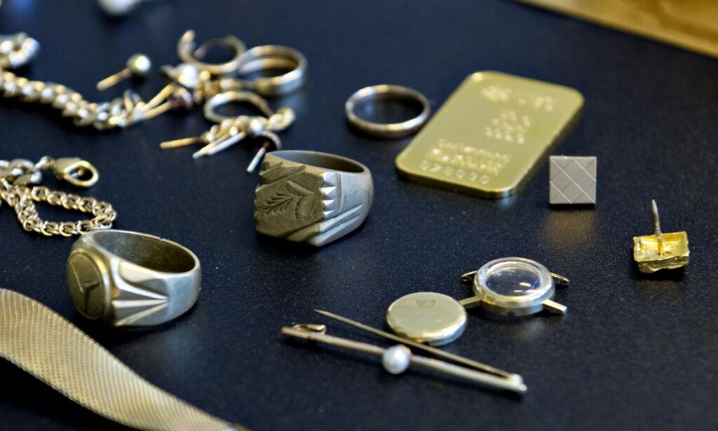 image: Gullsmykker mer verdt