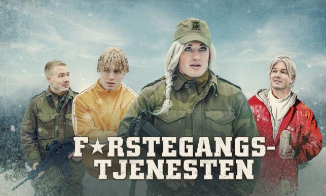REKORD: Med 375.000 seere på den første episoden satte Herman Flesvig en ny rekord for NRK. Foto: NRK.