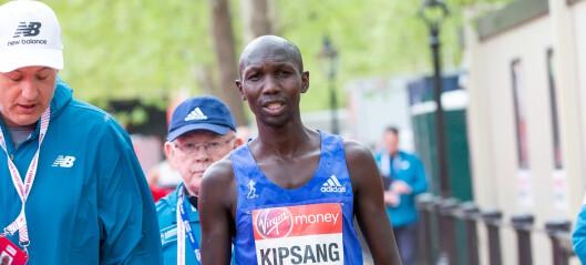 Stjerneløper i doping-trøbbel