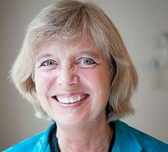 ØKONOM: Agnes Bergo i Pengedoktoren.