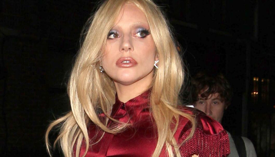 <strong>ÅPEN:</strong> Superstjernen Lady Gaga var nylig gjest under Oprah Winfrey (65) og WW`s «2020 Vision: Your Life in Focus Tour», hvor hun fortalte om helseutfordringene sine. Her er hun avbildet ved en annen anledning. Foto: NTB Scanpix