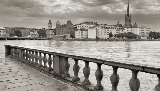 <strong>ATTENTAT:</strong> På begynnelsen av 1900-tallet ble Stockholm åsted for flere brevbombeattentat. Foto: NTB Scanpix