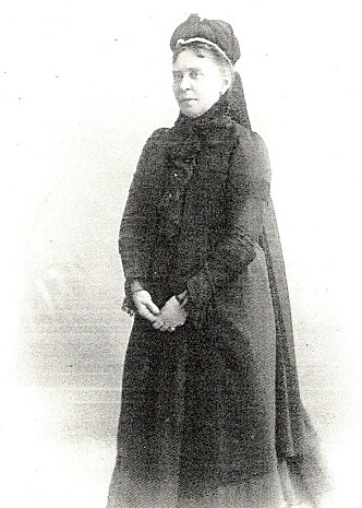 Mistenksom: Josephine Molitor likte aldri svigersønnen Karl. Foto: Carlhau.com