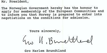 image: Beviser ikke norsk EU-medlemskap