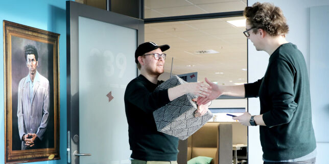 image: Fått deg ny kollega? Tips kode24s inn/ut!