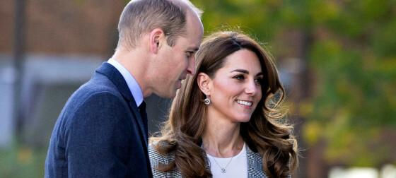 - William er bekymret for Kate