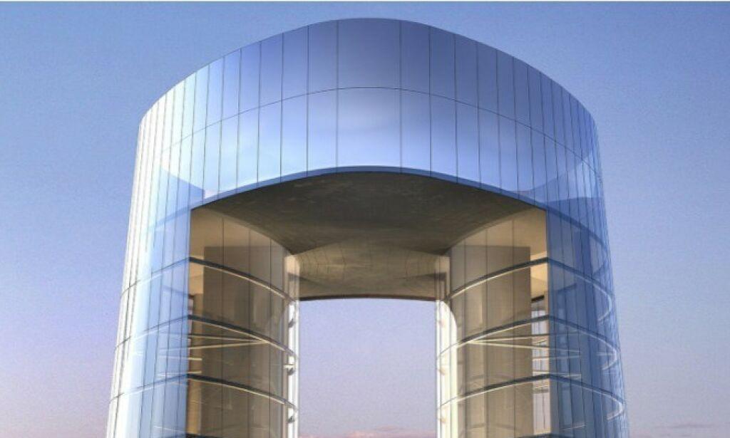 image: Verdens høyeste hotell