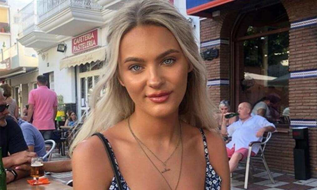 <strong>FLYTTET:</strong> 21 år gamle Madalyn flyttet nylig til Australia og skrev på Instagram at hun gledet seg til framtida i et nytt land. Foto: Privat / Instagram
