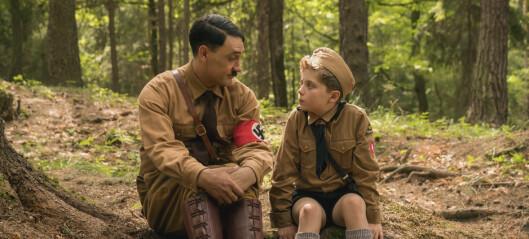 Denne nazikomedien var herlig - en stund