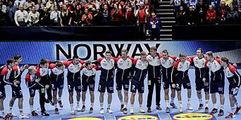 image: Påfallende hvitt Norge!