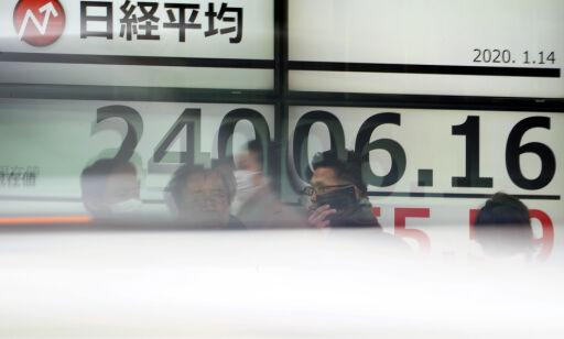 image: Rekorddag sendte Tokyo-børsen opp