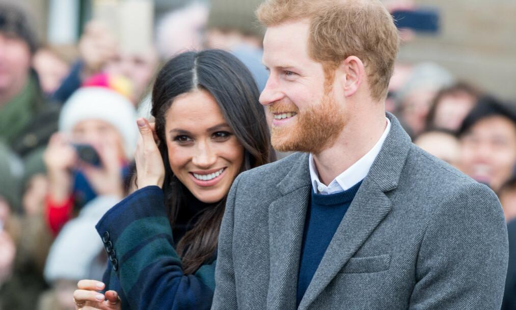 PERMANENT?: Flere ved Buckingham Palace skal frykte at hertuginnen Meghans fravær er permanent etter at ansatte ved parets hjem er sparket. Foto: NTB Scanpix