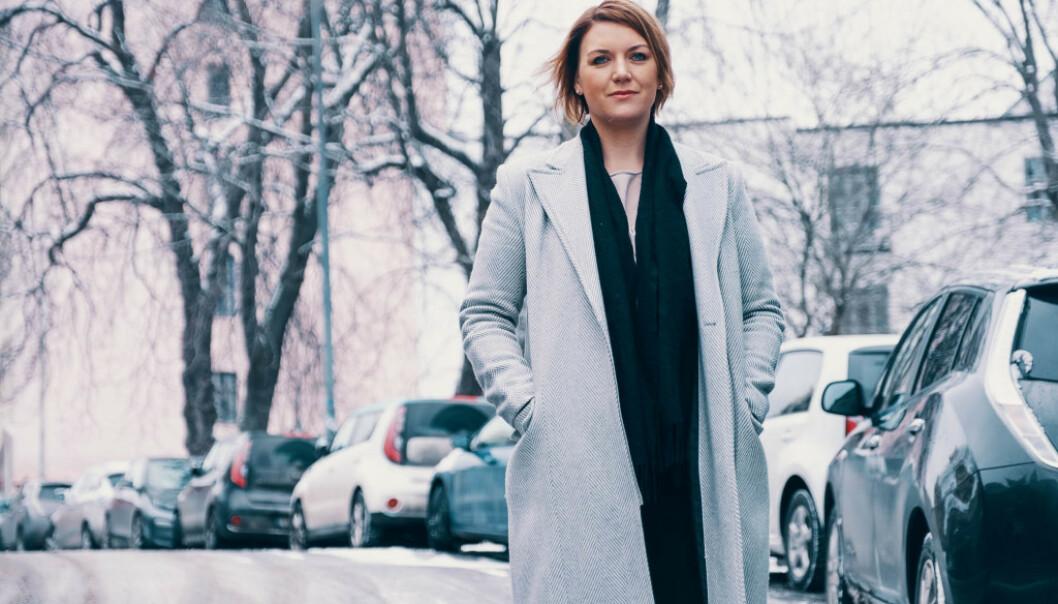 - UHØRT: Generalsekretær i Norsk Elbilforening, Christina Bu, er svært kritisk til den nye prismodellen til Ionity. Foto: Norsk Elbilforening