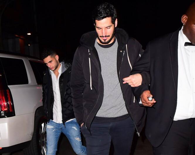EKSKJÆRESTEN: Hassan Jameel skal være fra den 12. rikeste familien i Saudi Arabia. Her er han avbildet i New York i januar i 2017. Foto: NTB Scanpix