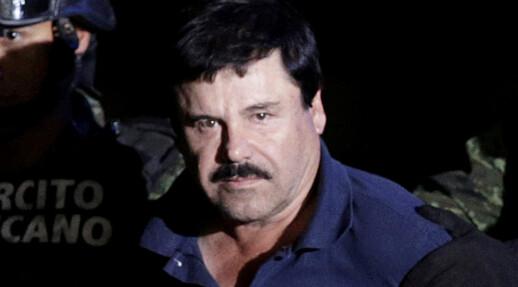 <strong>2016:</strong> Joaquin «El Chapo» Guzman. Foto: Henry Romero/Reuters