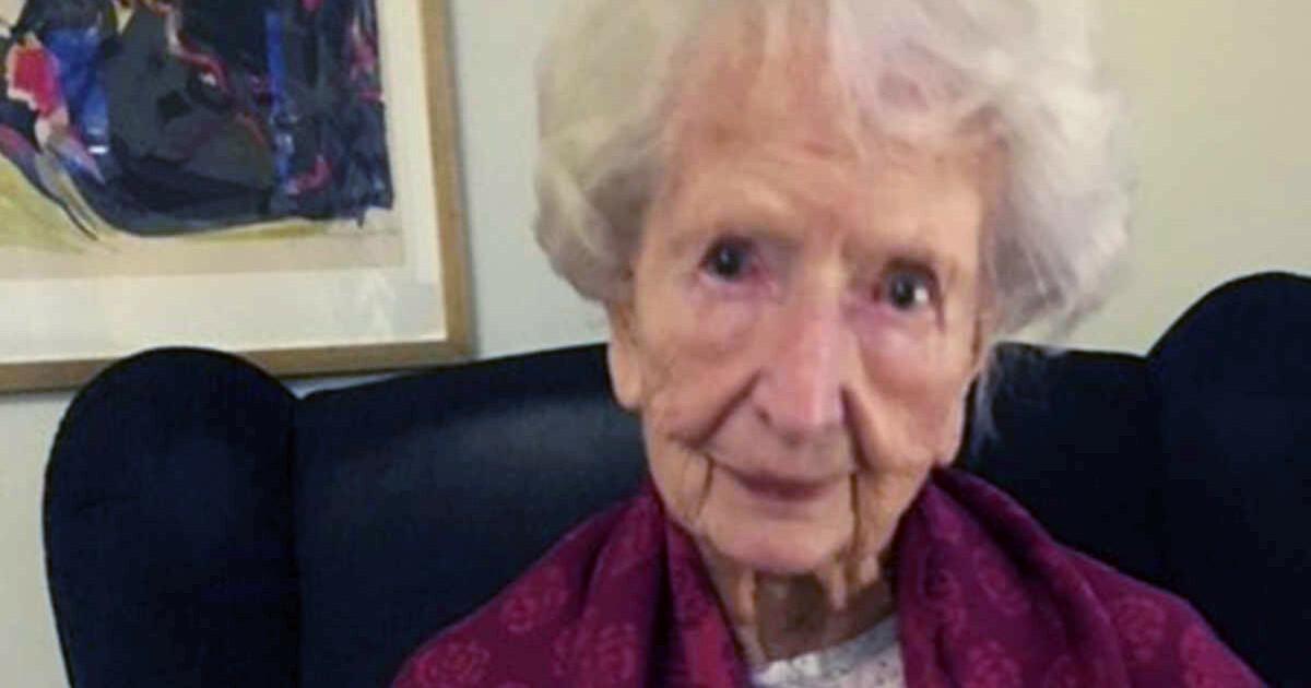 Rosa (105) fikk sjokk da hun åpnet posten