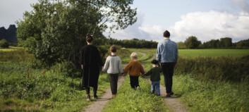 Trebarnsfamilien flyttet fra Oslo til nordnorsk idyll. Så kom savnet