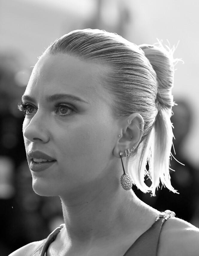 Scarlett Johansson. Foto: NTB Scanpix