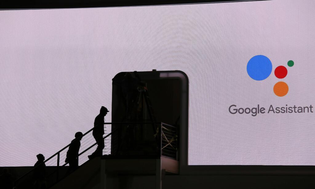 SVINDYRT: Én bot til Google utgjør nesten halvparten av den samlede bøtesummen for GDPR-brudd hittil. Illustrasjonsfoto: John Locher / AP / NTB scanpix