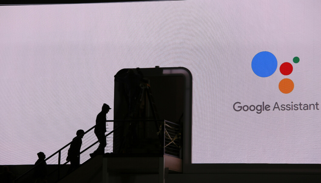 <strong>SVINDYRT:</strong> Én bot til Google utgjør nesten halvparten av den samlede bøtesummen for GDPR-brudd hittil. Illustrasjonsfoto: John Locher / AP / NTB scanpix