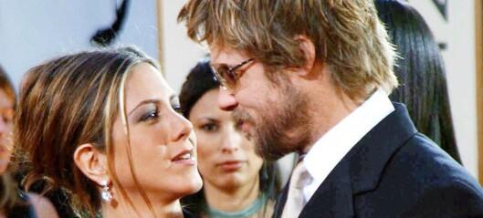 Brad Pitt og Jennifer Anistons beste rød løper-øyeblikk