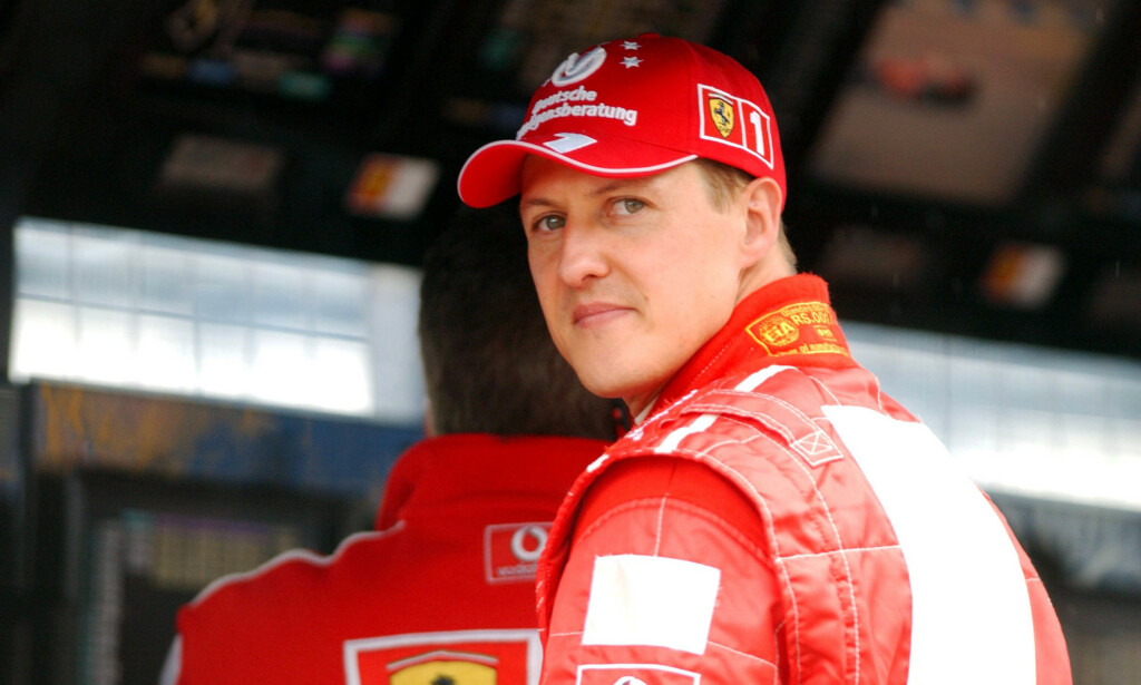 NY BEHANDLING: For Michael Schumacher. Foto: NTB Scanpix