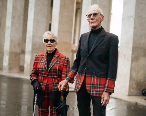 image: Disse besteforeldrene er våre nye motefavoritter
