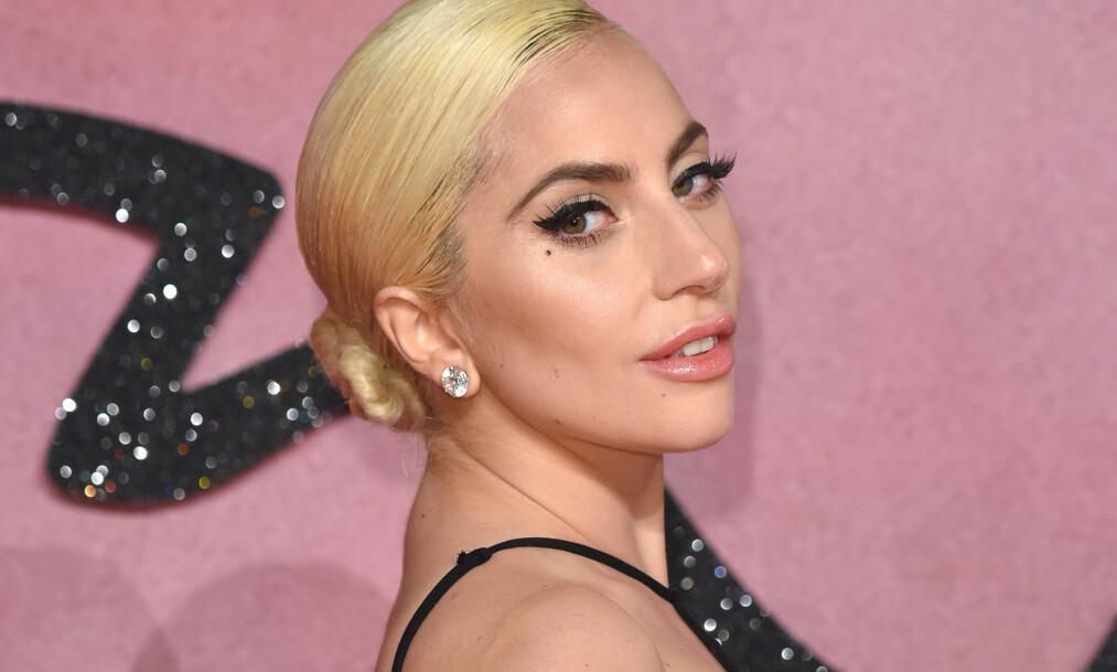 BABYPLANER?: Artisten Lady Gaga skal ha begynt å tenke på familie, og skal være åpen for både surrogati og adopsjon. Foto: NTB Scanpix